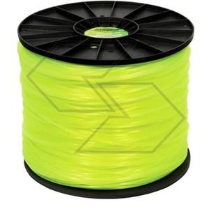 BOBINA FILO 10 KG STRONG QUADRO 3,3 mm