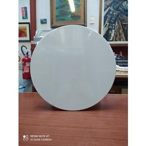 Telaio con tela rotondo diametro 50 cm