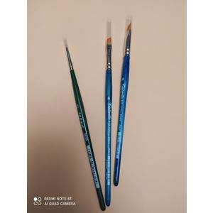 set pennelli sintetici