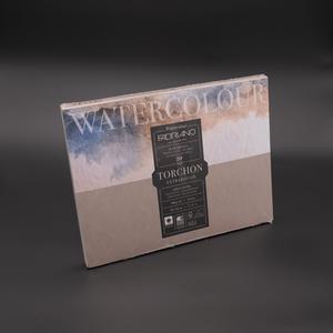 Album Fabriano Watercolour Studio 25% Carta Cotone 300Gr Grana Grossa