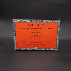 Album Arches  Watercolour 100% cotone grana grossa