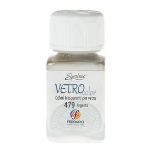 Vetro Color 479 Argento 50 ml