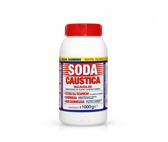 Soda caustica da 1 kg