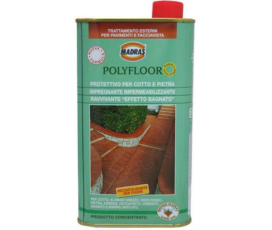 Protettivo impermeabilizzante polyfloor 1 lt per cotto e pietra madras p 2958490 6692635 1