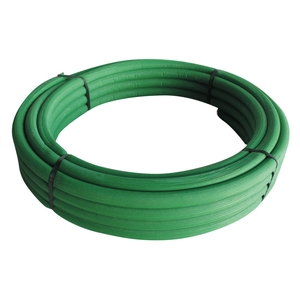 TUBO IN RAME ISOLATO ISO GREEN 373 MT 25 DIANHYDRO DIAM.22*1