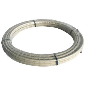 TUBO IN RAME RIVESTITO ISO PVC MT 50 DIANHYDRO DIAM.18*1