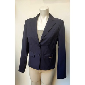 """GIACCA DONNA BLUE """"TWIN-SET"""""""