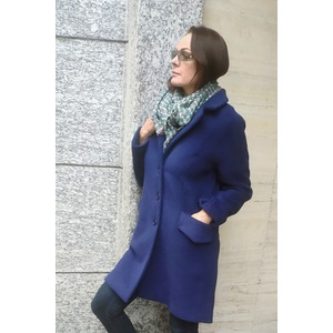 CAPPOTTO BLUE BEATRICE B