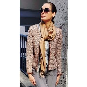 "GIACCA IN TWEED ""DISMERO"""