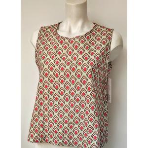 Camicia Etnica Rossa