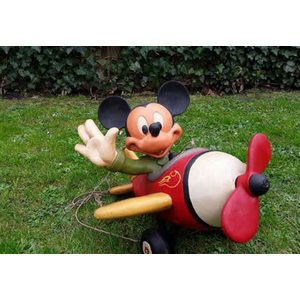 Statua Walt Disney
