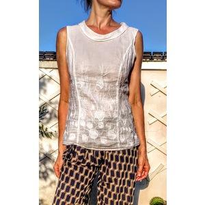 Camicia Lino (bianca, grigia)