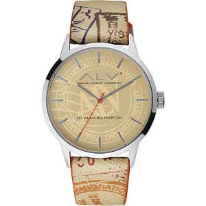 ALV Alviero Martini orologio solo tempo uomo