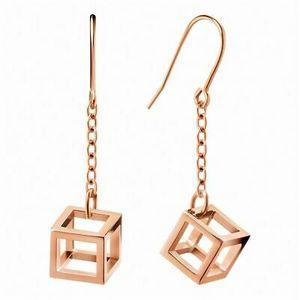 Calvin Klein Orecchini Donna Collezione Daring Cube