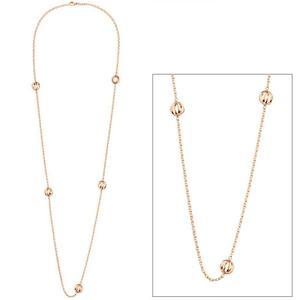 Calvin Klein Collana Donna Collezione Show Multi Sphere Rose gold