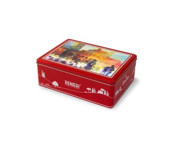 Box rosso chiuso