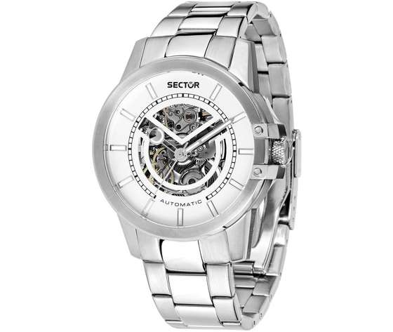 Orologio meccanico uomo sector 480 r3223597001 178093