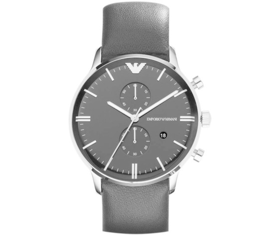 Orologio cronografo uomo emporio armani ar0397 102497