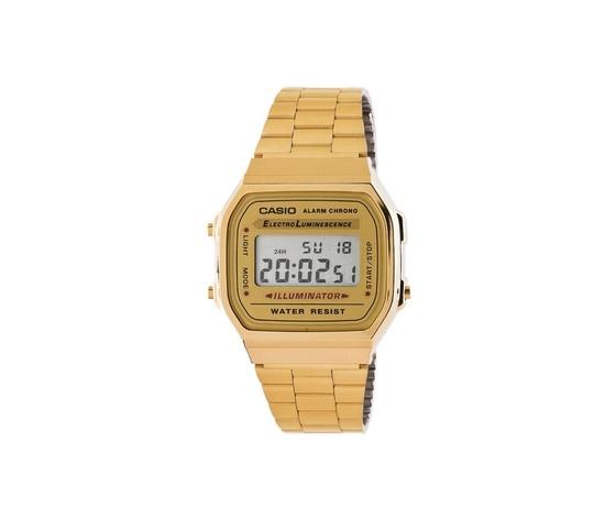 Orologi uomo orologio casio a168wg 9wdf