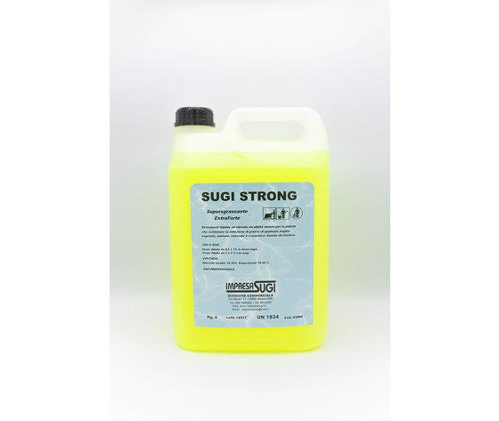 Sugi strong