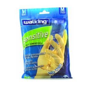 GUANTI WALKING SATINATO SENSITIVE M