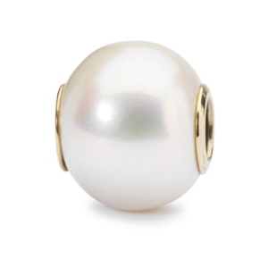 TAGBE-00086 Perla Bianca con Oro