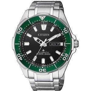 NY0071-81E Citizen Diver's Automatic 200 MT Super Titanio