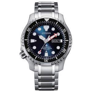 NY0100-50M Citizen Diver's Automatic 200 mt Super Titanio