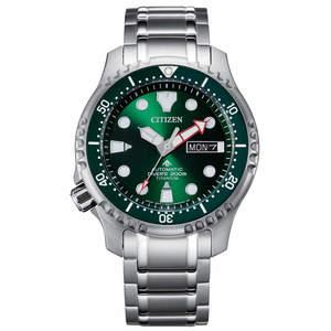 NY0100-50X Citizen Diver's Automatic 200 MT Super Titanio