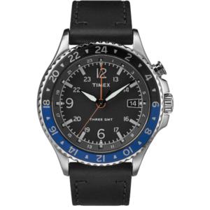 TW2R43600 Timex Allied Three Gmt