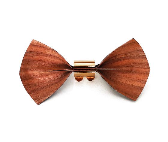 Il farfallino legno 01