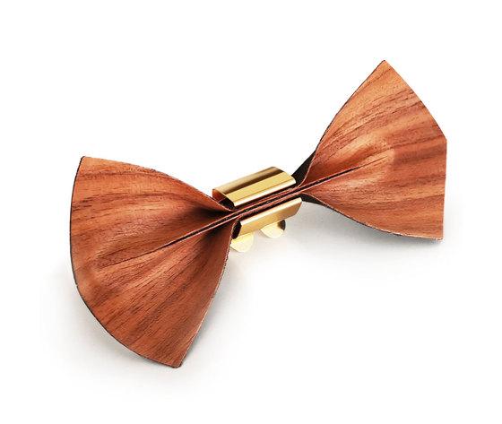 Il farfallino legno 02
