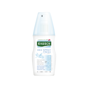 RAUSCH DEO SPRAY FRESH 100ML