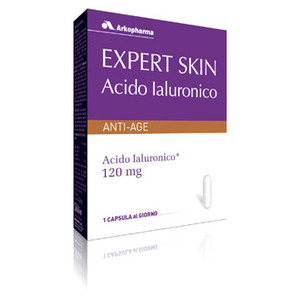 EXPERT SKIN ACIDO IALURONICO 30CPS