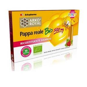 PAPPA REALE BIO 500MG 10FL