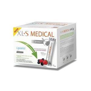 XLS MEDICAL LIPOSINOL DIRECT 90 BUSTE