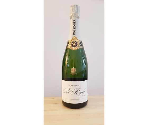 Champagne polroger null 1