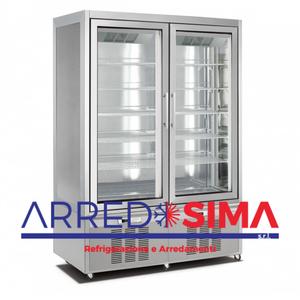 vetrina frigorifera a refrigerazione STATICA 7505 / 1kw