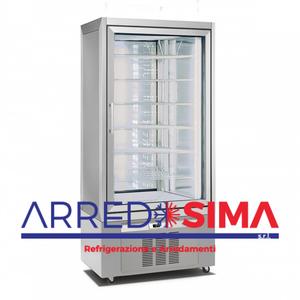 vetrina frigorifera a refrigerazione STATICA 9111 / 0,75kw
