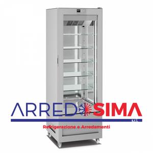 vetrina frigorifera a refrigerazione VENTILATA 6311-L / 0,9kw
