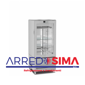 vetrina frigorifera a refrigerazione VENTILATA 6711-S