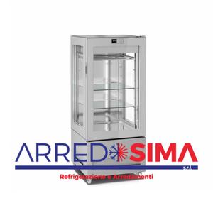 vetrine frigorifere a refrigerazione VENTILATA 6713-S