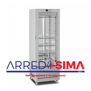 vetrina frigorifera a refrigerazione VENTILATA 6711-L