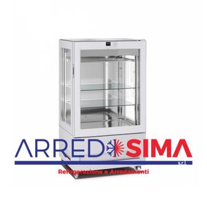 vetrina frigorifera a refrigerazione VENTILATA 8713-S