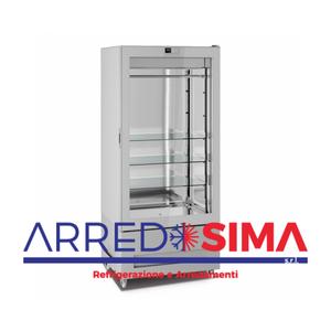 vetrina frigorifera a refrigerazione VENTILATA 8711-L