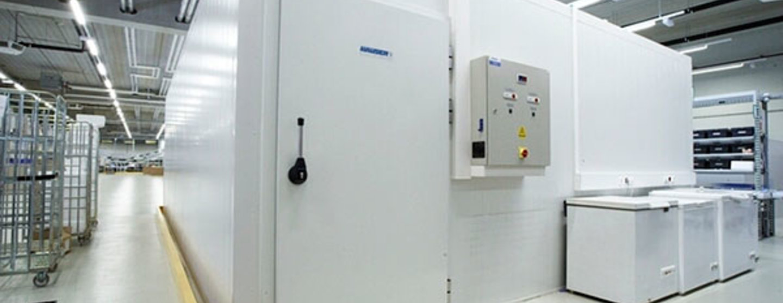 Vendita deposito frigo refrigerazione industriale