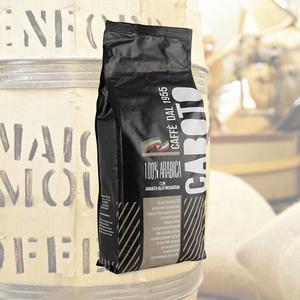 MISCELA DI CAFFÈ IN GRANI CON 20% JAMAICA BLUE MOUNTAIN