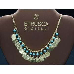 Collana WSET00406 YG Etrusca Gioielli