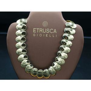 Collana WSET00321 YG Etrusca Gioielli