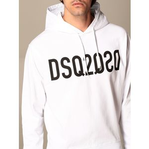Dsquared2 cotton sweatshirt with logo